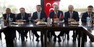 MHP Antalya#39;da anayasayı anlattı