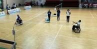 Özel sporcular Alanya#039;da yarışıyor