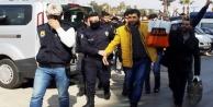 PKK operasyonu 12 kişi adliyeye sevk edildi