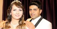 Şırnaklı ile İsviçreli genç çift evlendi
