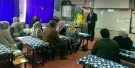 Suriyelilere kurs açıldı