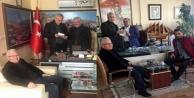 Takavut 'Hayır' ziyaretlerine devam ediyor