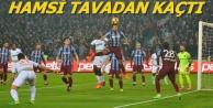 Trabzon#039;dan puanla dönüyoruz