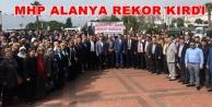 Türkdoğan: Göğsümü kabarttınız Alanya