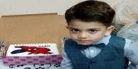 Yakışıklı Kaan 4 yaşına girdi