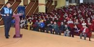 Zabıtadan öğrencilere seminer