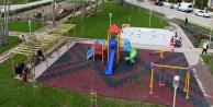 17#039;inci park hizmete açıldı