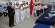 1. Bölge Yüzme Şampiyonası başladı