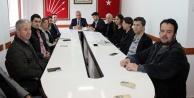 Alanya CHP#039;de şok ölüm