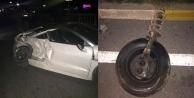 Alanya#039;da feci kaza: 2 yaralı var