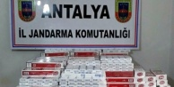Alanya#039;da markete jandarma baskını