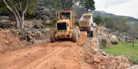 Alanya köylerinin yol sorunu bitiyor