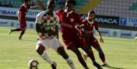 Alanyaspor#039;dan 5 gollü prova