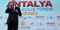Antalyada toplu açılış töreni