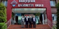 Bahçeşehir Güney#039;i ağırladı