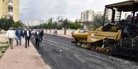 Başkan asfalt denetimine çıktı