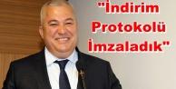 Başkan Şahin#039;den önemli açıklamalar