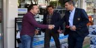 Başkan Türkdoğan sokağa indi
