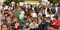 Belediyeden çocuk şenliği