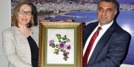 Büyükelçi Kairoma Alanya#039;da