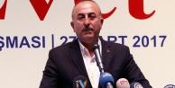 Çavuşoğlu#039;nun referandum tahmini: %63...