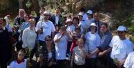 Engelli çocuklar orman haftasını kutladı