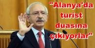 Kılıçdaroğlu iktidara Alanya üzerinden yüklendi