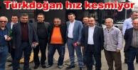 MHP Alanya Sanayisi#039;nde #039;evet#039;i anlattı