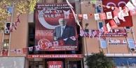 MHP Alanya#039;yı afişlerle donattı