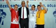 Özel sporcular Alanya#039;da