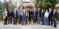 Rus Başkonsolos Alanyada turizmcilerle buluştu