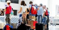 Turist sayısı geçen yılın gerisinde kaldı