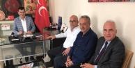 Türkdoğan#039;ı tebrik ettiler