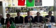 Ziraatçiler Alanya#039;da toplandı