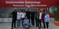 Alanya Bahçeşehir#039;den muhteşem etkinlik