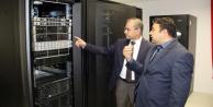 Alanya#039;nın en büyük veri merkezi ALKÜ#039;de kuruldu