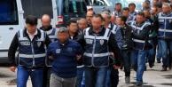 Antalya genelinde kaç kişi FETÖ#039;den tutuklandı?