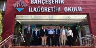 Bahçeşehir#039;e 10#039;uncu yılda emniyetten ziyaret