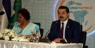 Bakan Çelik Antalya#039;dan tüm Dünya#039;ya seslendi