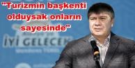 Başkan Türel#039;den 1 Mayıs mesajı