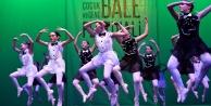 #039;Çocuk ve Genç Bale Festivali#039; yapıldı