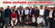 Gündoğan Tosmur muhtarlığı için sıkı çalışıyor
