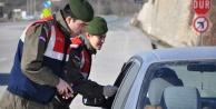 Jandarma Alanyada göz açtırmıyor