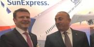 SunExpress Alanya GZP#039;ye dönüyor