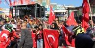 Tarım ve Seracılık Fuarında 15 Temmuz direnişi canlandırıldı