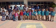 Toslaklı minikler AHEP ziyaretinde