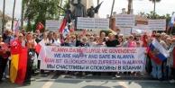Turizm haftası'nda Alanya'dan Dünya'ya dostluk mesajı