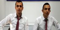 Yazıhane görevlisinin dikkati Suriyelileri suçüstü yakalattı
