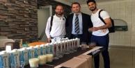 Yeni protein sütünü tattılar