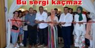Alanya Asmek yıl sonu sergisini açtı